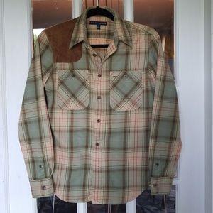 Ralph Lauren Cotton Flannel button down